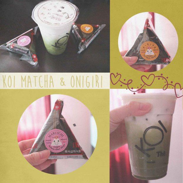 KOI & Onigiri